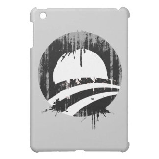 Obama bleeding black Faded.png iPad Mini Cover