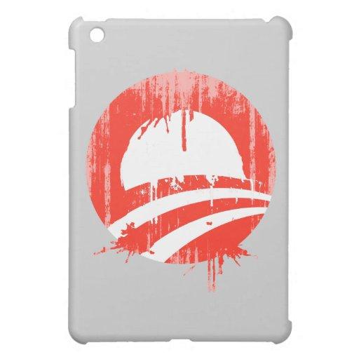 Obama bleeding plain Faded.png iPad Mini Cover