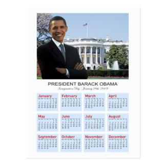 Obama Business Postcard - Season s Greetings