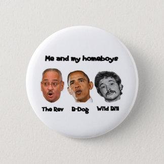 Obama Cabinet 2 Inch Round Button