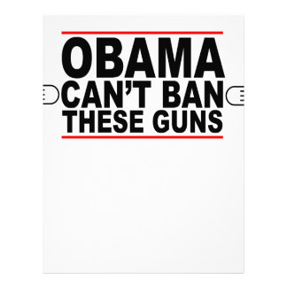 Obama Can't Ban These Guns T-Shirts L.png Customized Letterhead