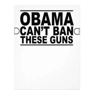 Obama Can't Ban These Guns T-Shirts.png Customized Letterhead