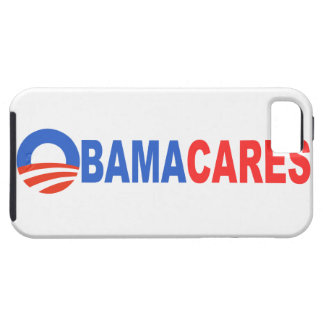 Obama Cares iPhone 5 Covers