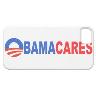 Obama Cares iPhone 5 Case