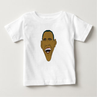 Obama Caricature Baby T-Shirt