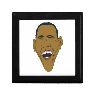 Obama Caricature Gift Box