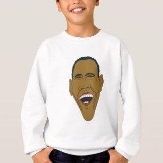 Obama Caricature Sweatshirt