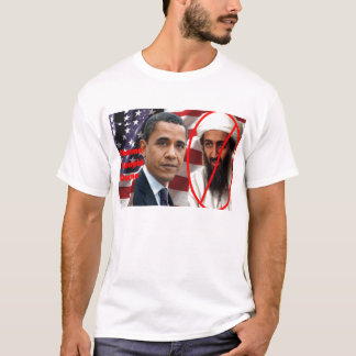 Obama Caught Osama T-Shirt