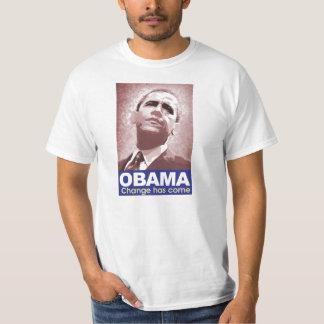 Obama Change has come Tshirt