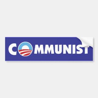 Obama Communist Bumper Sticker