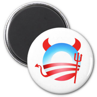 Obama Devil Magnet