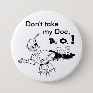 Obama don't take my doe Button