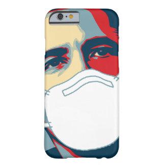 OBAMA EBOLA MASK BARELY THERE iPhone 6 CASE