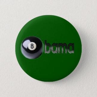 Obama Eight Ball Button