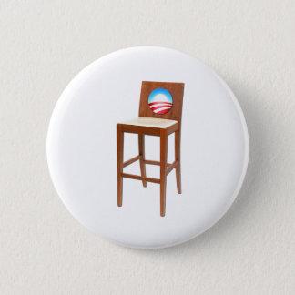 Obama Empty Chair 2 Inch Round Button