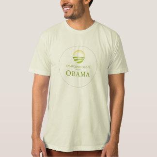 Obama Enviromentalists T-Shirt