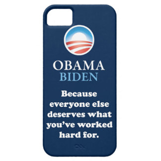 OBAMA EVERYONE ELSE iPhone 5 COVER