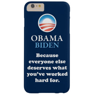 OBAMA EVERYONE ELSE BARELY THERE iPhone 6 PLUS CASE