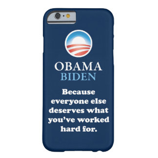 OBAMA EVERYONE ELSE BARELY THERE iPhone 6 CASE