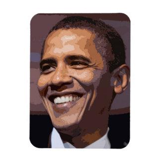 Obama Face Magnet for 2012