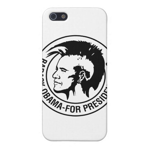 Obama for President 2012c iPhone 5 Cases