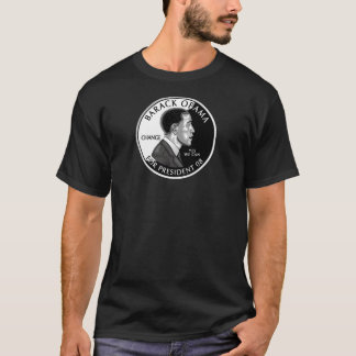 Obama For President Coin08 T-Shirt