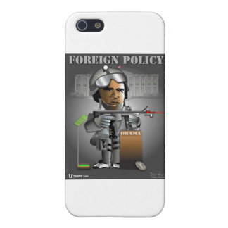 Obama Foreign Policy iPhone 5 Covers