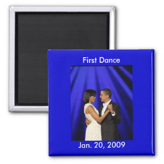 Obama formal , First Dance, Jan. 20, 2009 Magnet