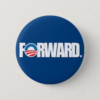 Obama - FORWARD 2012 2 Inch Round Button