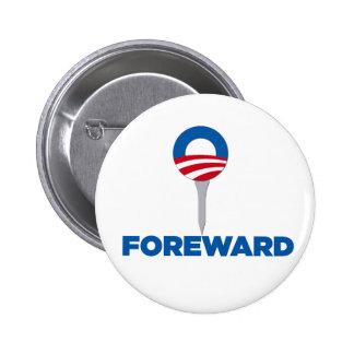 Obama Forward Parody button