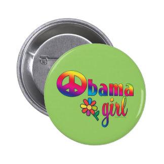 Obama Girl 2 Inch Round Button