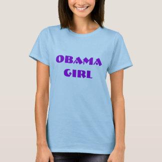 OBAMA GIRL DEMOCRAT t shirt