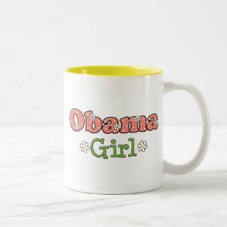 Obama Girl Mug Cup