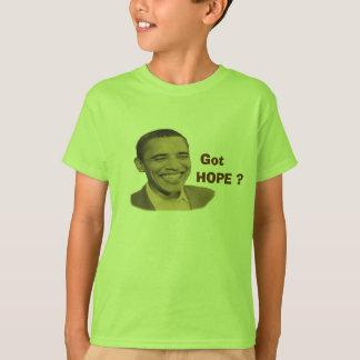 Obama Got Hope? Kid's Shirt
