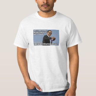 Obama got Osama - birthers T-Shirt
