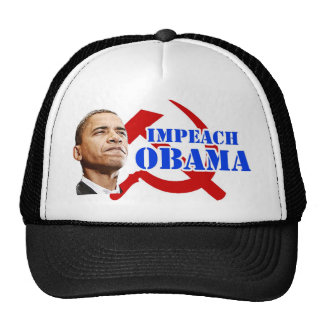 Obama Hammer and Sickle Hat