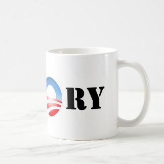 Obama History Coffee Mug