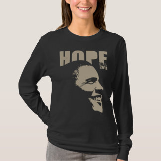 Obama Hope 2012 Women's Shirt