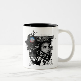 Obama: Hope Mug by Ryan