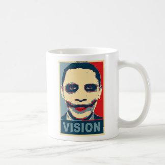 Obama Icon - Vision Classic White Coffee Mug