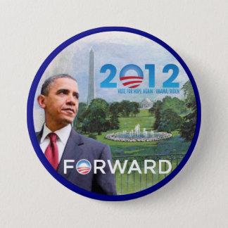 Obama in Washington 2012 3 Inch Round Button