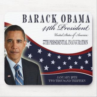Obama Inaugural 2013 Souvenier Mousepad