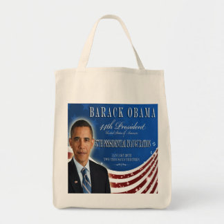 Obama Inauguration 2013 Souvenier Bag