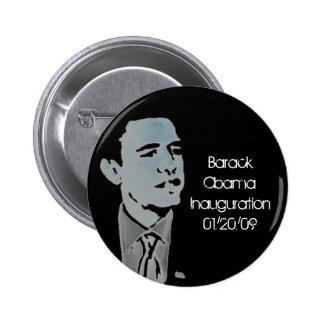 Obama Inauguration Button