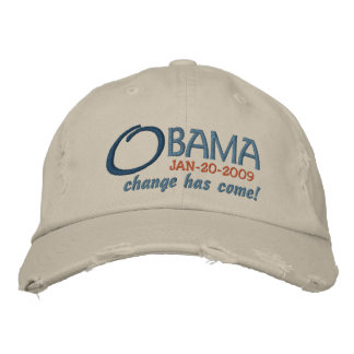 Obama Inauguration Cap Baseball Cap