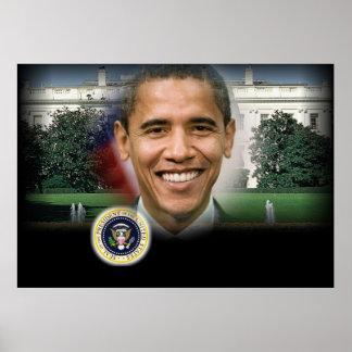 Obama Inauguration January 21, 2013 Keepsake Poster