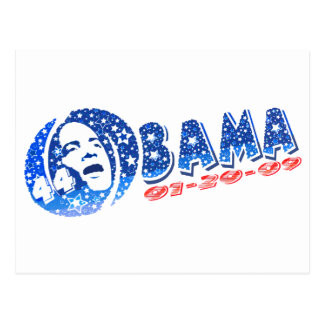 Obama Inauguration President Elect Postcard