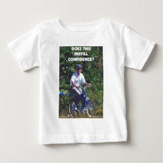 OBAMA INSTILLING CONFIDENCE BABY T-Shirt