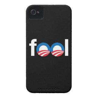 OBAMA IS A FOOL Case-Mate iPhone 4 CASE