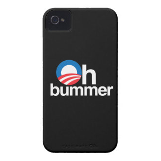 OBAMA IS AN OH BUMMER Case-Mate iPhone 4 CASES